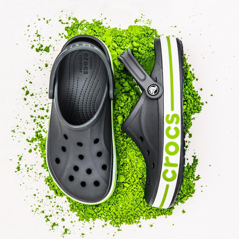 Crocs卡骆驰户外沙滩夏季贝雅卡骆班情侣洞洞鞋男女凉拖鞋|205089