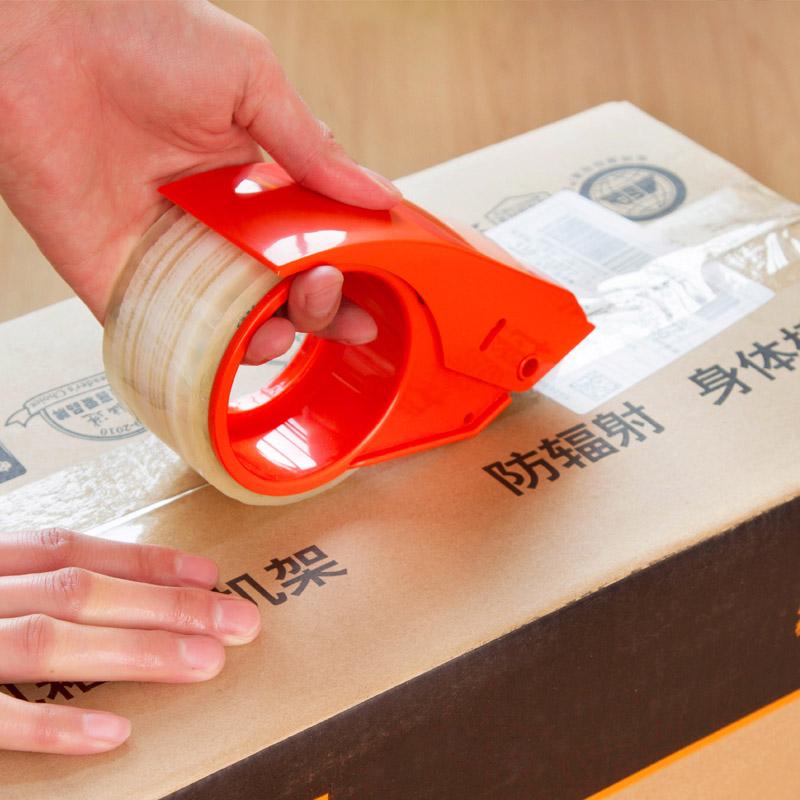 Компетентный 801 прозрачный пластиковый группа резка устройство вручную резак большой размер лента сиденье печать коробка группа печать коробка устройство лента машинально