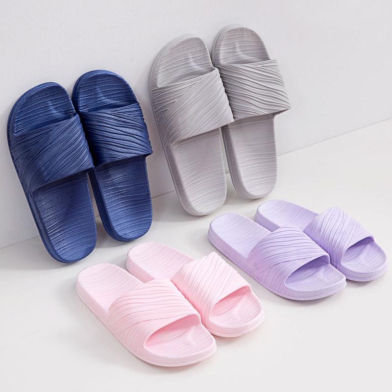 抽象纹室内塑料软底浴室洗澡凉拖鞋热销461件包邮