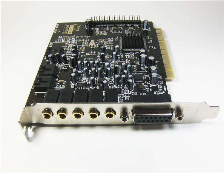 创新技术5.1声卡 SB0060 5.1声卡 PCI 内置声卡 电脑K歌声卡,可领取元淘宝优惠券