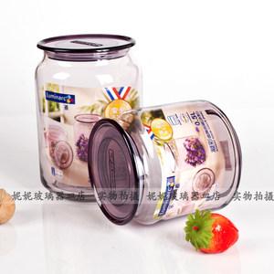 凝彩圆舞曲密封罐零食罐糖罐可叠内硅胶圈