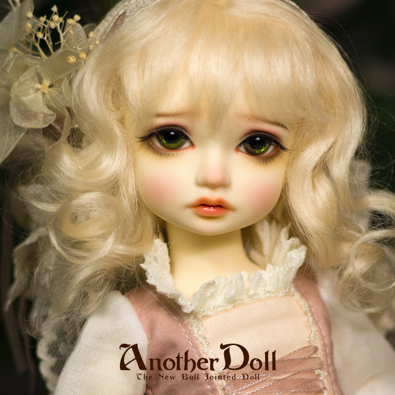 BJD doll original 1 / 6 points SD similar doll anthropomorphic anotherdoll small red rose spot