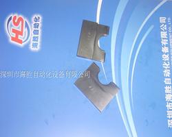 气动剥皮机刀片416剥线机刀片定做气电式脱皮圆口刀片V口U型刀