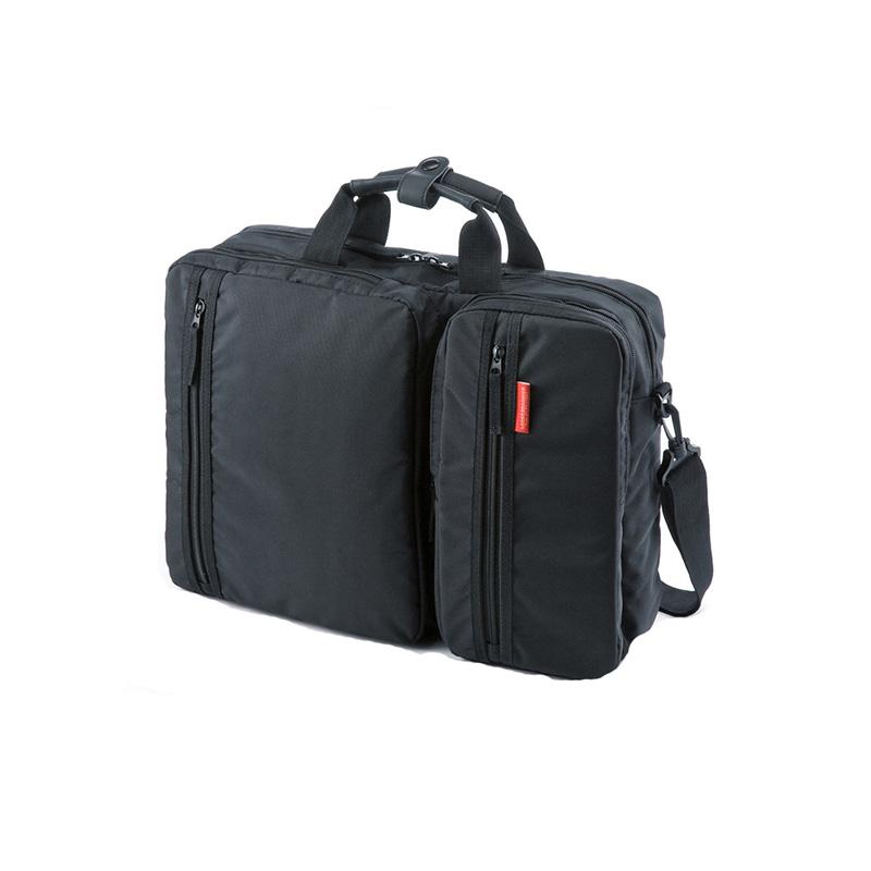 日本SANWA山业笔记本电脑包手提双肩包便携包大容量15.6寸男商务