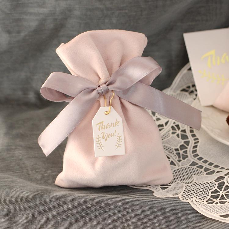 个性创意欧式礼物袋包装女喜糖盒子4.28元包邮