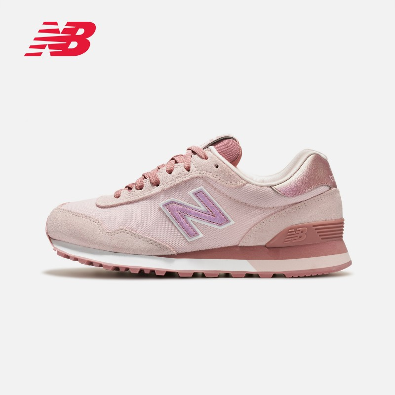 New Balance NB Official Authentic Summer Women's Shoes 515 Series WL515CSC Classic Comfort Casual Shoes
