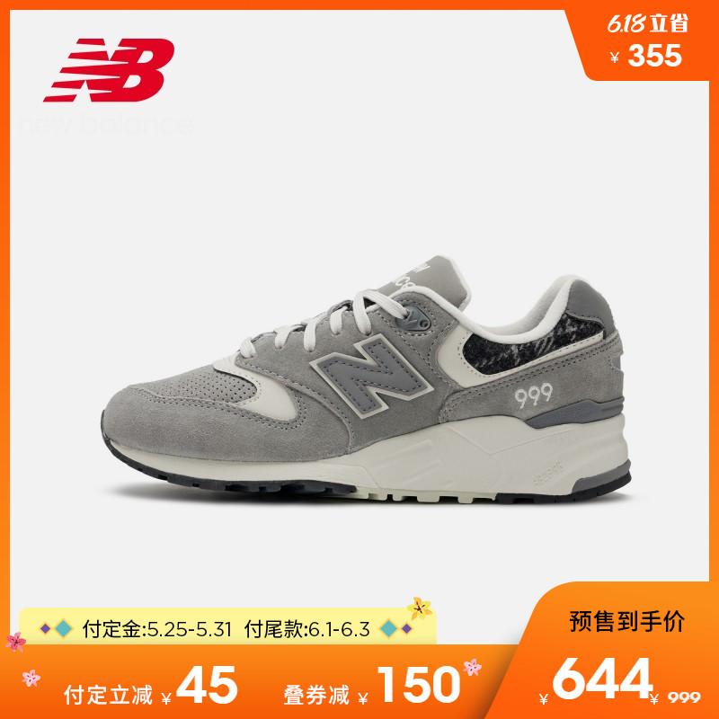 【预售】New Balance NB官方女鞋休闲鞋WL999AA运动鞋经典999系列图片