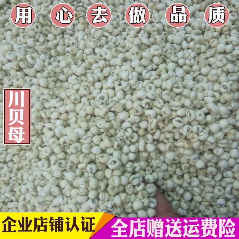 川贝母50克g正品无硫种植贝母农家打川贝粉包邮
