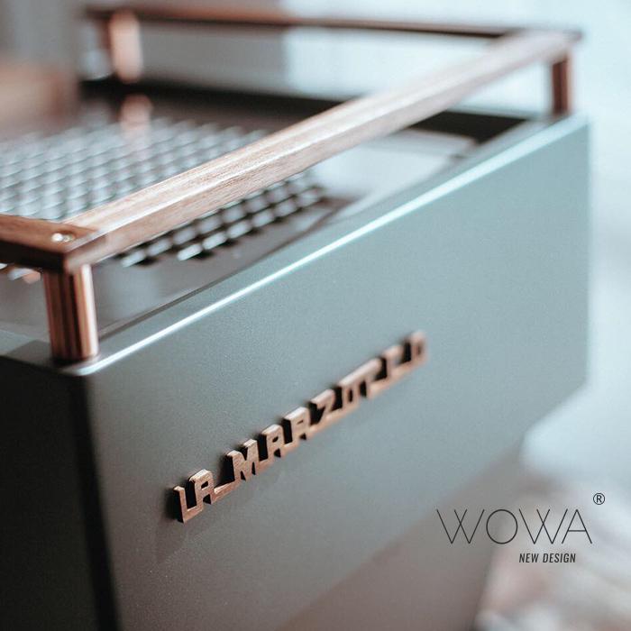 【WOWA原创】la marzocco linea mini温杯架 改装套件