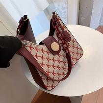 秋冬女士单肩腋下小包包女2020流行新款潮时尚网红百搭洋气手拎包