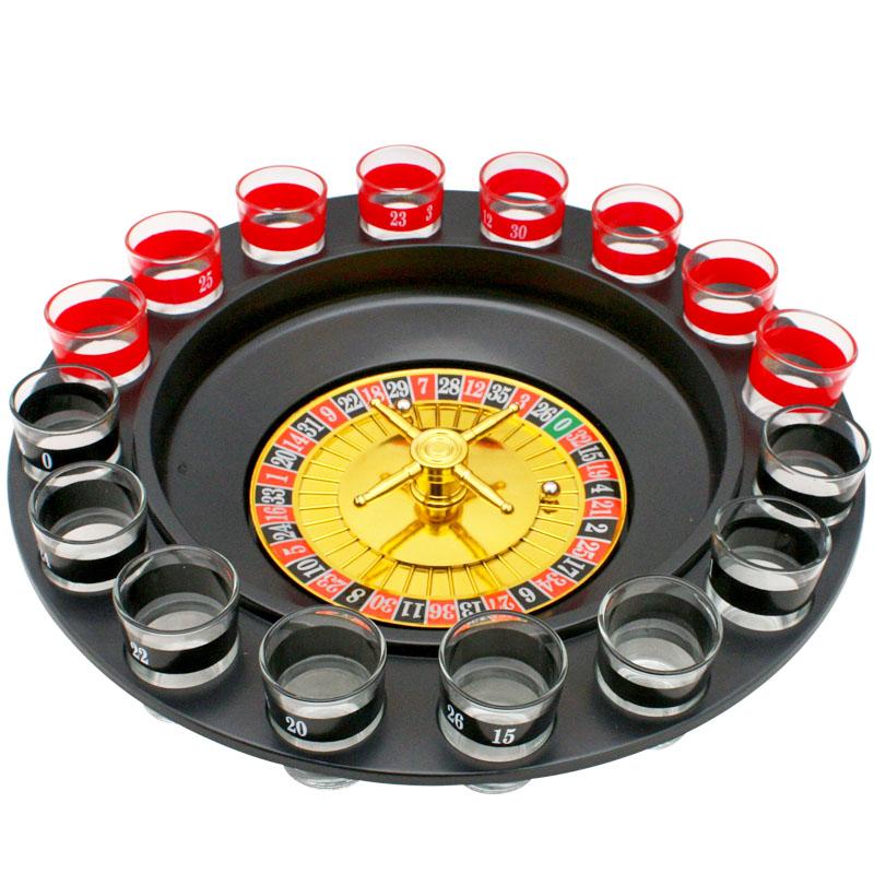 喝酒游戏道具 直播KTV酒吧夜店聚会休闲娱乐用品轮盘 俄罗斯转盘