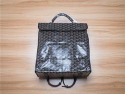 【现货】Goyard 戈雅 印花 手提 双肩 背包 书包