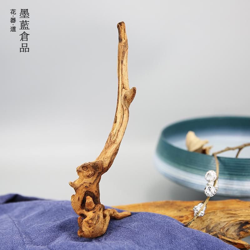 Раковина дерево цветочная композиция украшение резьба по дереву природный ветер из дерево китайский стиль японский качели установить словосочетание цветочная композиция чайная церемония декоративный алтарь смысл
