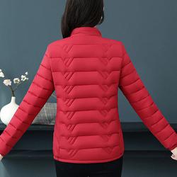 打折短款轻薄羽绒小棉服棉衣清仓处理品牌正品女装2020春秋冬新款