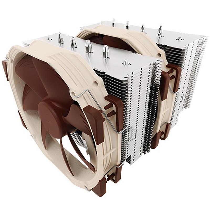 猫头鹰D15 NH-D15 新款兼容高内存 D14升级 SE-AM4 D15风冷散热器