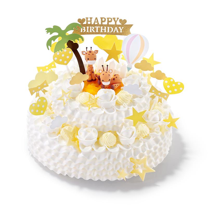 好利来生日蛋糕同城配送成都长春哈尔滨西安天津大连石家庄牡丹江