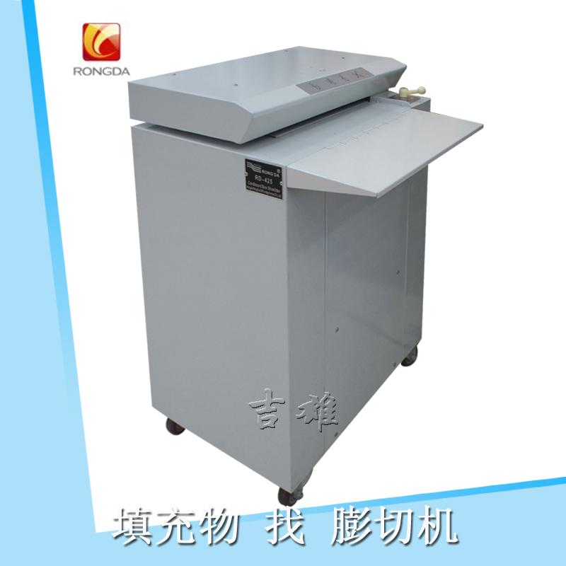 Обычай RD-425 раздутый вырезать машинально картон раздутый вырезать машинально транспортировать наполнение зеленый охрана окружающей среды чистый магазин использование