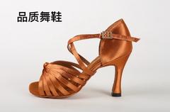 香港焦点舞鞋Focus Dance专业拉丁鞋菲霸品质加厚底脚宽肥初学