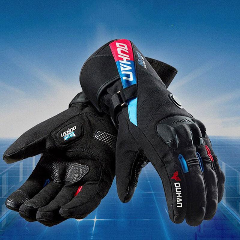 【moto小峰】杜汉冬季电加热保暖手套