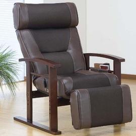 多功能懒人高腿老人沙发椅单人舒适靠背折叠午睡躺椅实木扶手家用