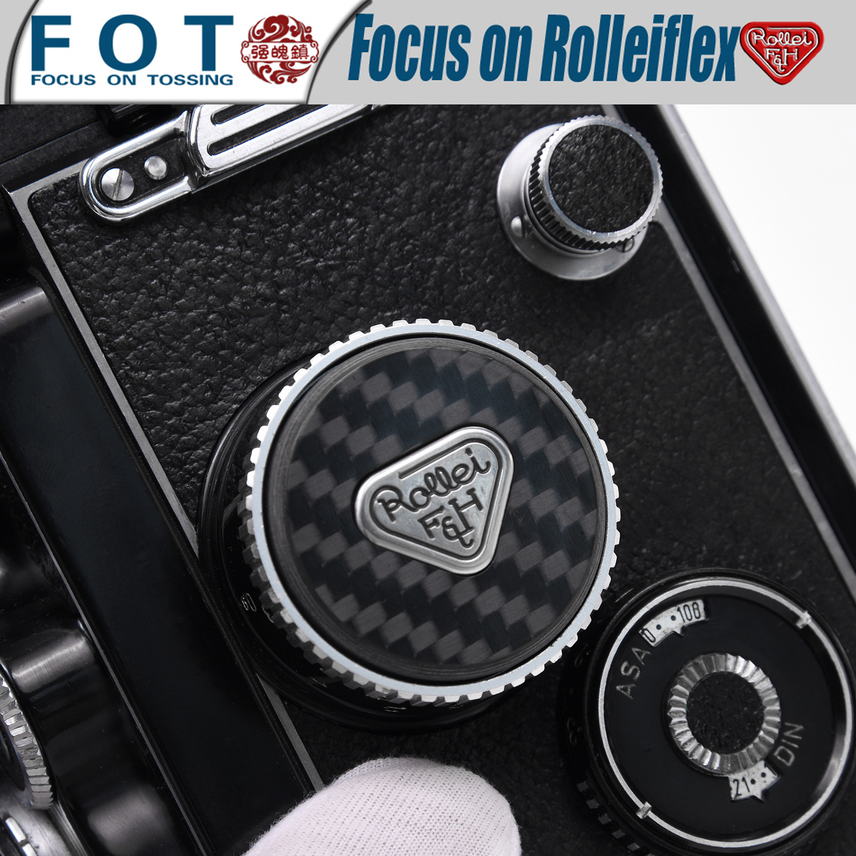 Rolleiflex2.8F/3.5F/3.5T пол приехать мера свет стол красное дерево заголовок пробка ( прирост углеродного волокна )