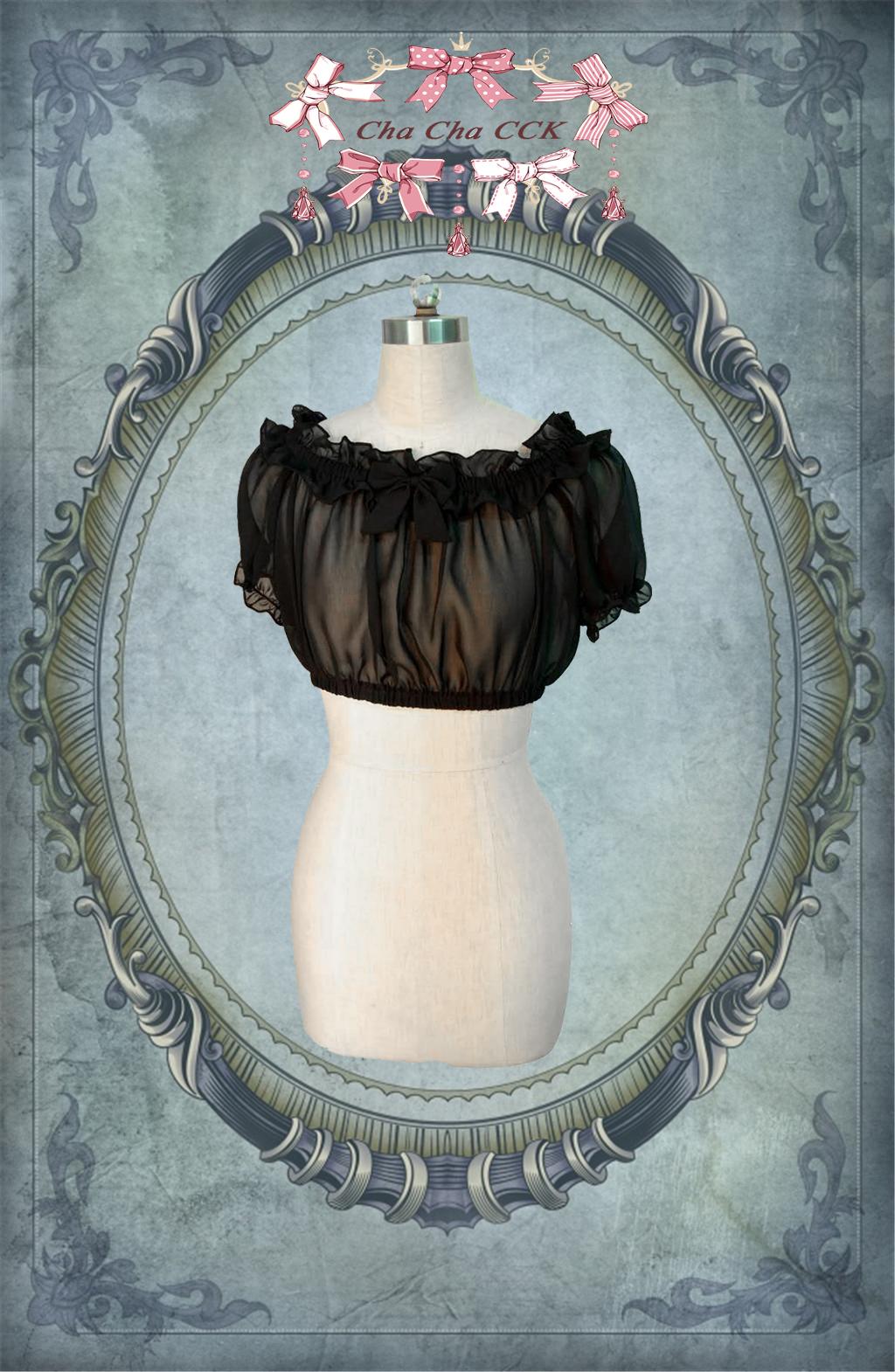 Последние прохладном взрывов в лето 2017 lolita2WAY небольшой груди грудь завернутый шифон воланами, положить продажи