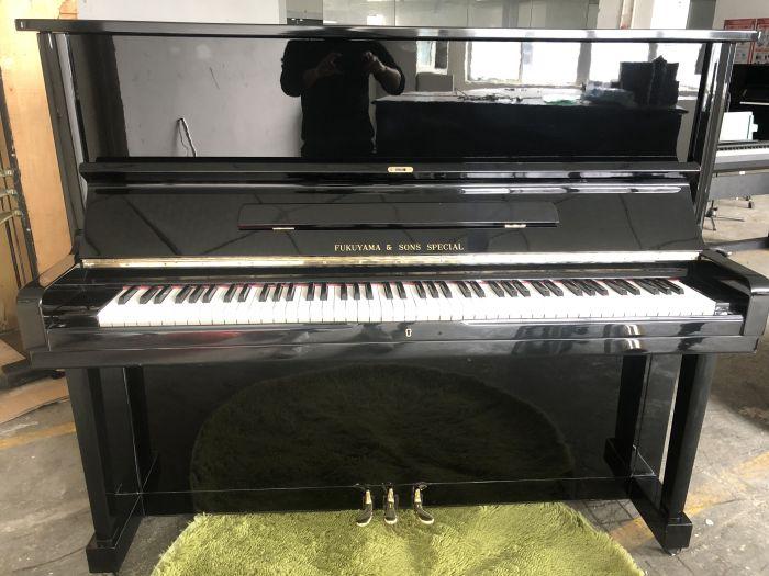 70年代富貴雅馬127中古ピアノ初心者家庭用練習級低価格日本原装輸入