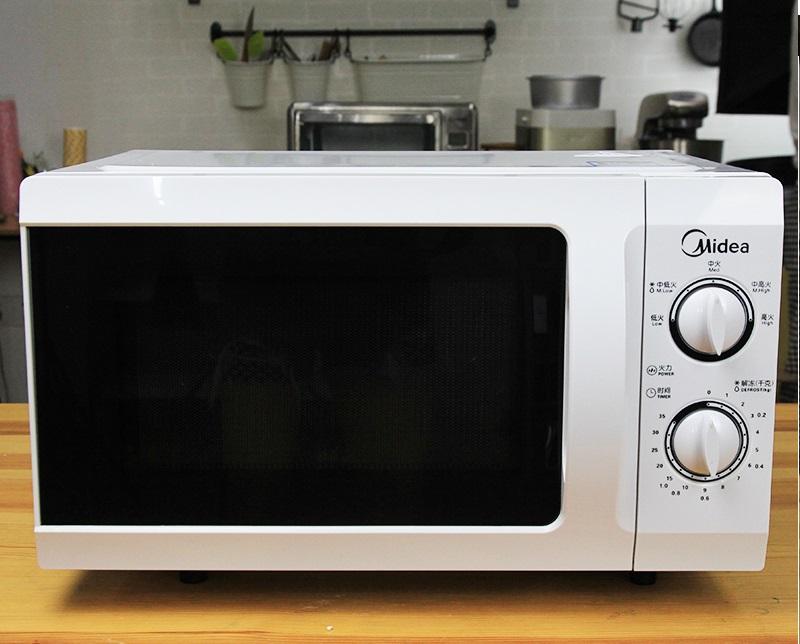 Midea / Midea m1-211a / 213b microwave oven household machinery 21l rotary heating co guarantee