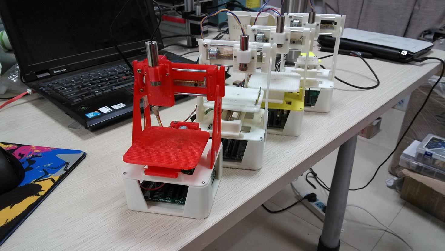 BenBox - 3D printer list