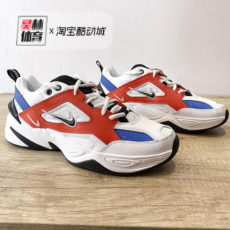 耐克/Nike M2K Tekno男女休闲潮流复古老爹气垫运动鞋 AV4789-100图片