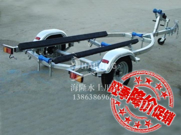 Мотоцикл ремесло трейлер тур ремесло трейлер дерево трейлер HL-M3300