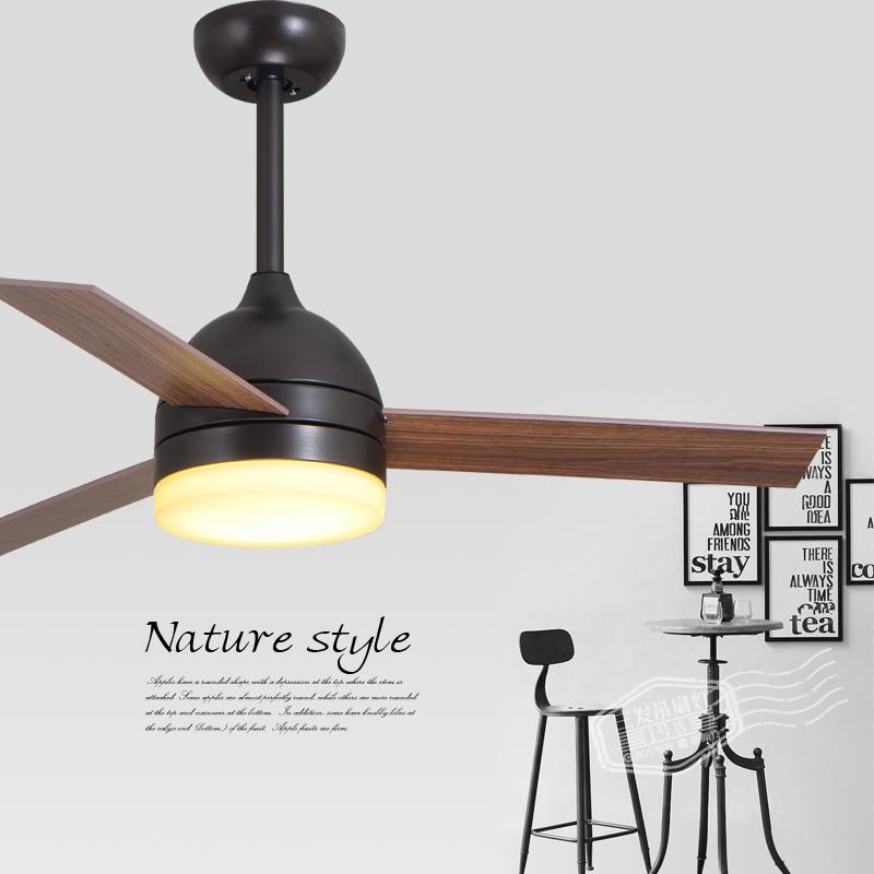 Нордический ретро вешать вентилятор свет простой современный электричество вентилятор свет гостиная магазин вентилятор свет loft промышленность американский люстра