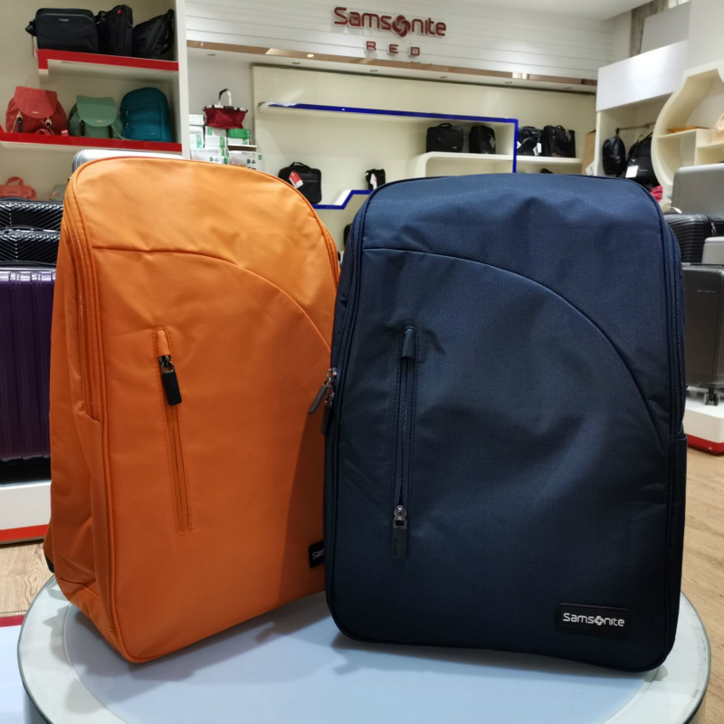 New Samsonite new beautiful backpack mens and womens backpack fashion leisure portable computer bag work 664