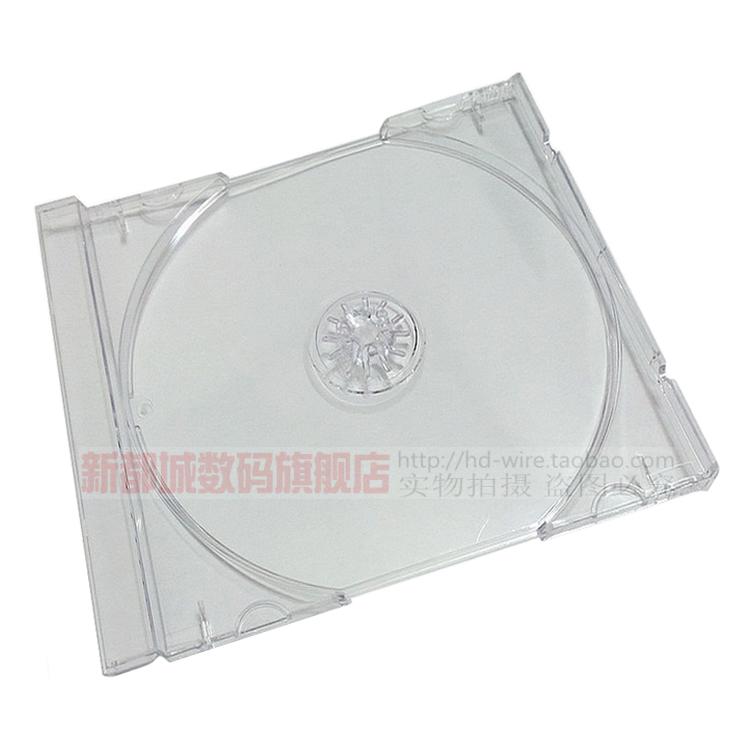 Полностью новый европейский стиль в оригинальной упаковке Импорт CD-чехлов CD-чехол для CD-плеера среднего размера Прозрачный кронштейн Core