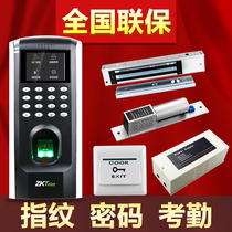 升級全觸摸金屬門禁一體機防砸室外防水防雨刷卡器XC40祖程ZUCON