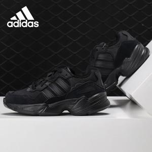 领5元券购买Adidas/阿迪达斯正品 YUNG-96 C 男女小童休闲运动经典鞋F34281
