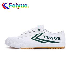 上海feiyue/飞跃鞋正品欧版法国版男女情侣休闲帆布鞋运动鞋日系