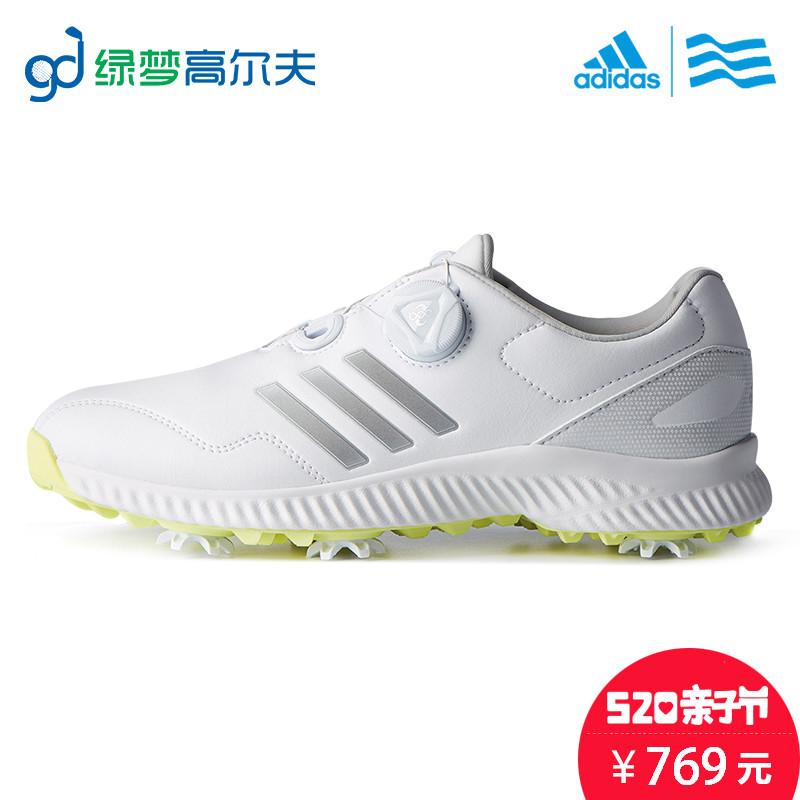 Adidas/ adidas обувь женская гольф кроссовки мисс деятельность гвоздь спортивной обуви мисс обувь casual