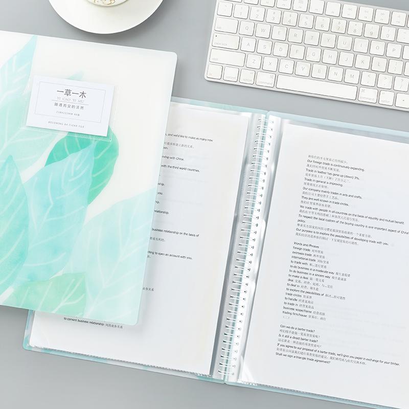 Сейф кардамон канцтовары творческий данные книга студент файл данные мешок a4 многослойный прозрачный файл клип 20 страница /40 страница