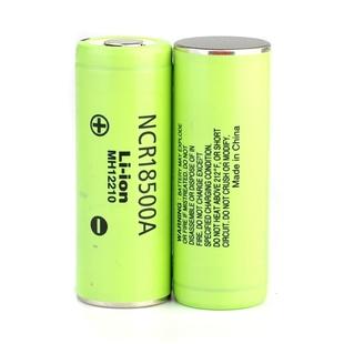 松下 NCR18500A  锂电池 充电电池  数码相机专用  2040mah容量