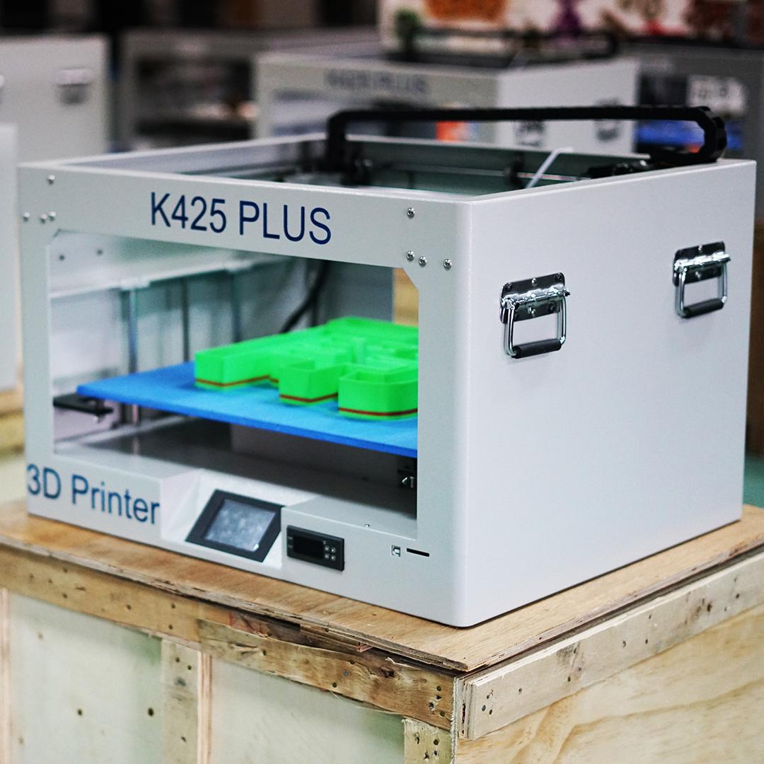 众立印 K425-PLUS型 发光字3D打印机 抖音同款