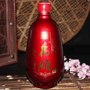 浙江绍兴小瓶装加饭酒花雕酒糯米酒