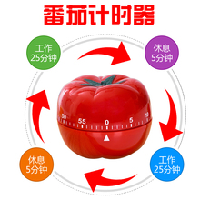 Timer reminder students lovely little fresh children brush their teeth kitchen learn to do problem time management tomato clock