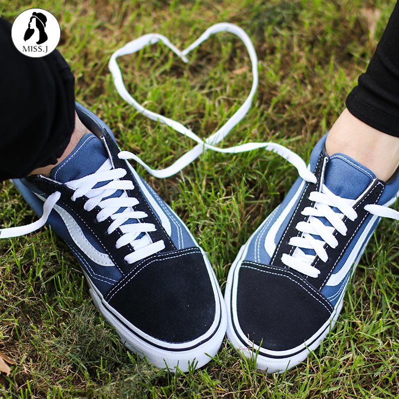 【金小姐】VANS低帮海军蓝OS情侣鞋帆布鞋板鞋男鞋女鞋VN-0D3HNVY券后495.00元