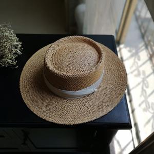 网红ins夏出游度假沙滩遮阳女草帽