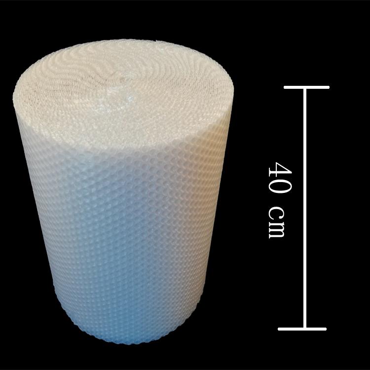 足量40宽气泡卷膜加厚包装材料塑料发泡泡沫汽泡纸公斤家具气泡膜