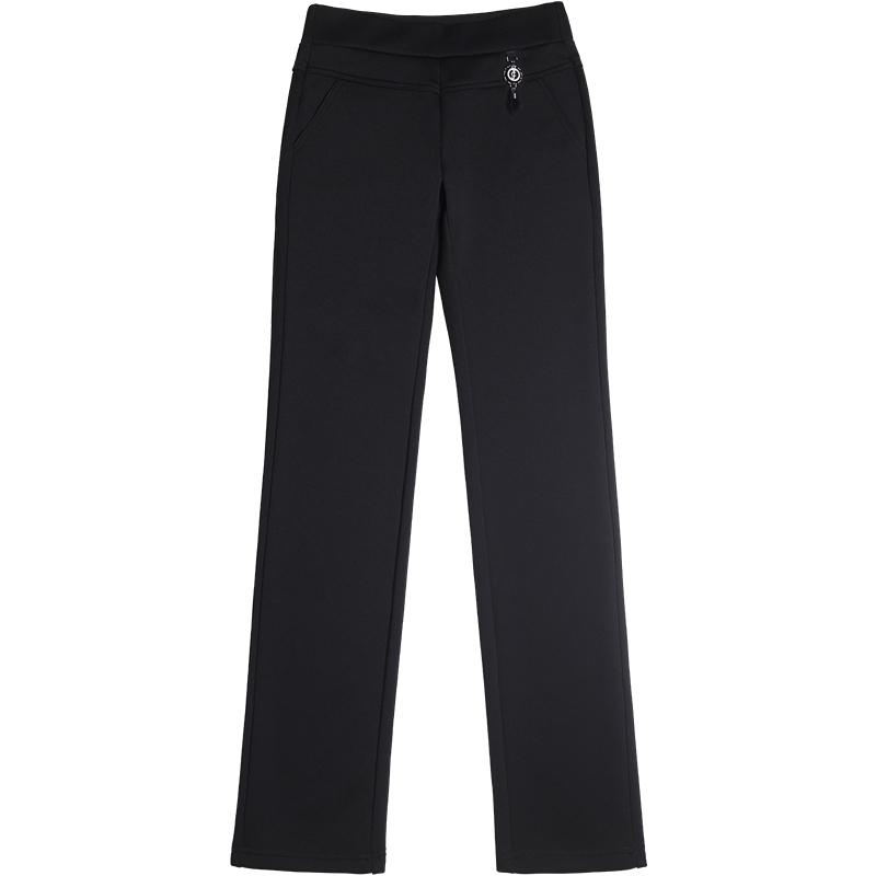 直筒女裤春秋2021年新款垂感长裤子评价如何