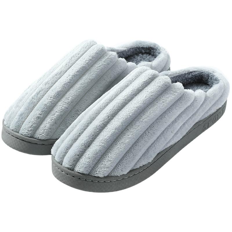 棉拖鞋女室内居家情侣防滑保暖网友评测分享