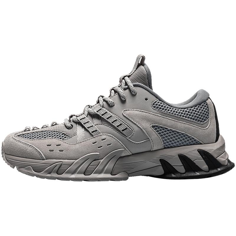 李宁猫爪跑步鞋官方新款户外男鞋评价好不好