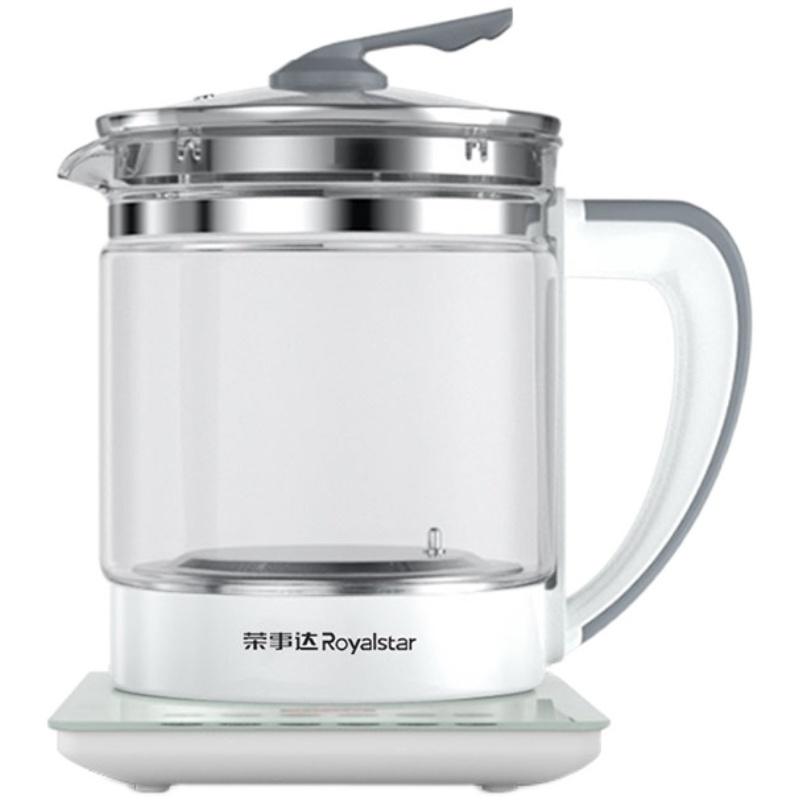 荣事达家用玻璃电煮茶壶加厚养生壶怎么样
